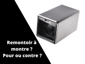 Peut-on se passer d'un remontoir à montre ou non ?